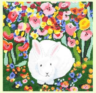 Garden Bunny design