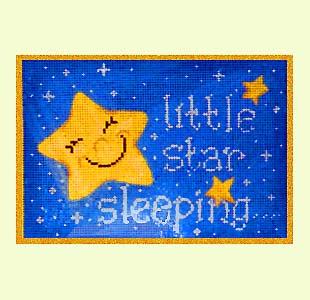 Little Star Sleeping design