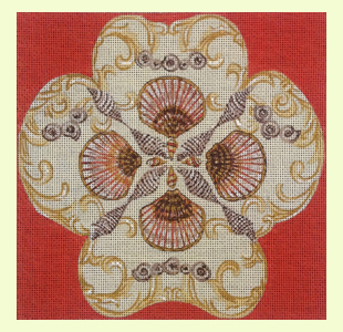Seashells design