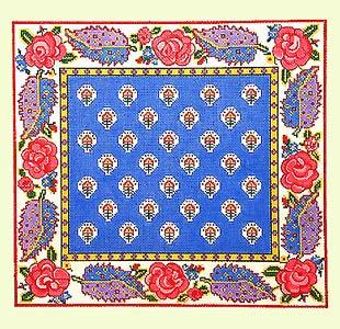 La Petite Fleur Blue design