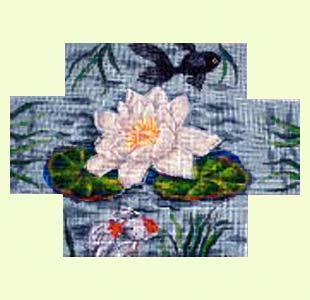 Lily Pond design
