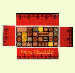 Box of Chocolates design