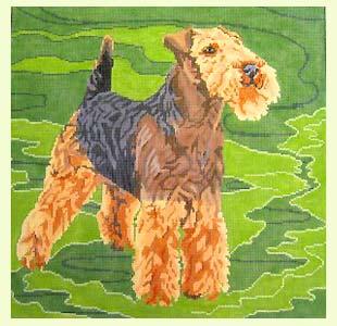 Welsh Terrier design