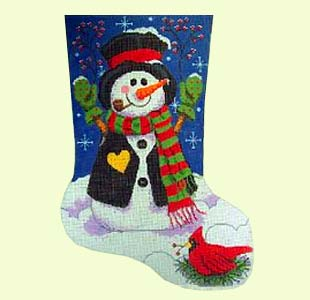 Woodland Stocking design