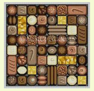 Chocolates design