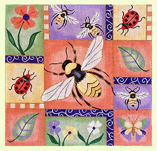 Garden Insects design