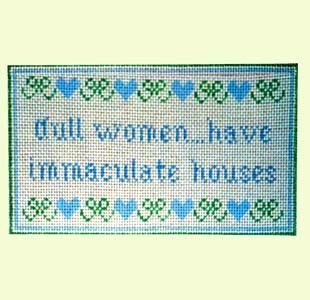Dull Women design