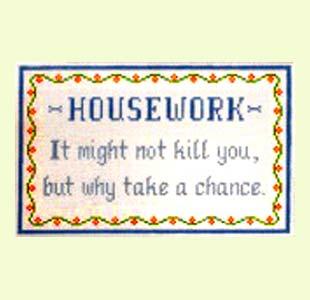 Housework design