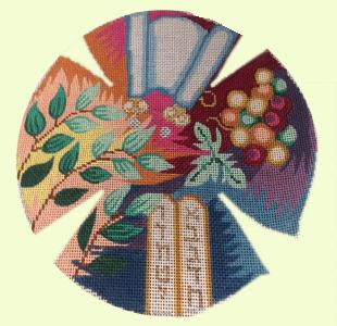 Yamulke- Traditions design