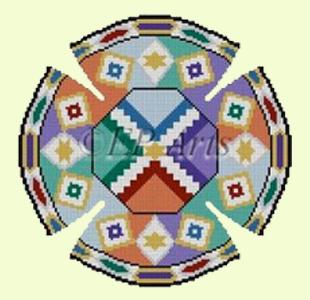 Yamulke- David design