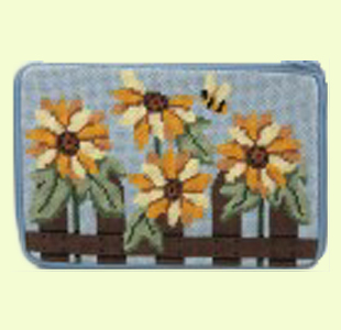 Country Sunflowers design