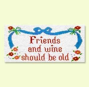 Friends and W design