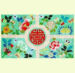 Oriental Delight design