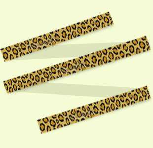 Leopard Spots design
