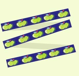 Green Apples design