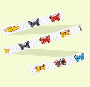 Butterflies-Variety design