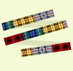 Tartan Plaid design