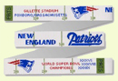 Patriots Belt and other foot ball teams