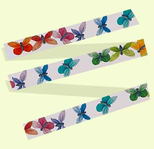 Butterfly-Belt design