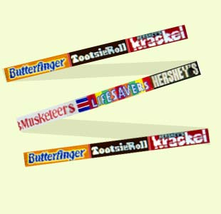 Candy Bar Belt design