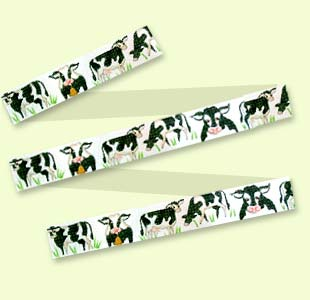 Cow Belt design
