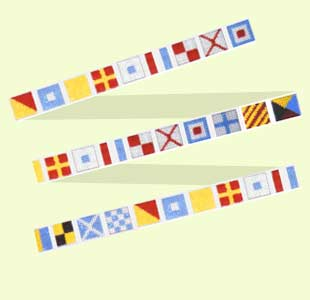 Nautical Belt design