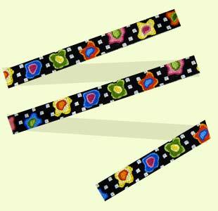 Dotty-Floral design
