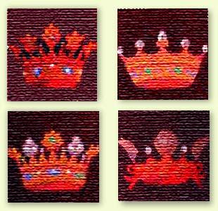 Crown Coasters design