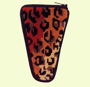 Leopard-Scissor-Case design
