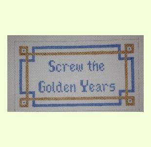 Golden Years design