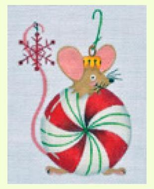 Peppermint Mouse design