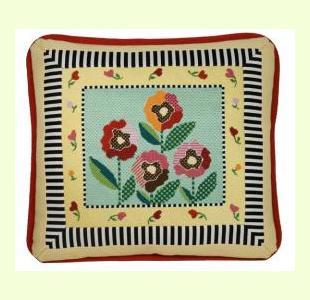 Sample Finished Pillow design