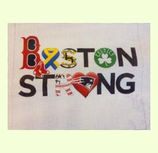 Boston strong design