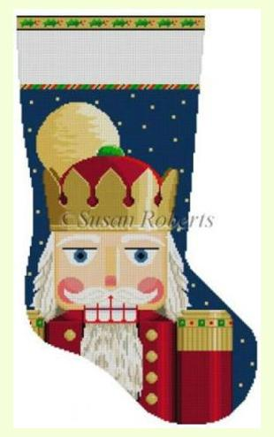 Nutcracker Face design