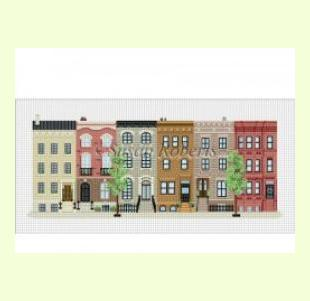Brownstone Houses design