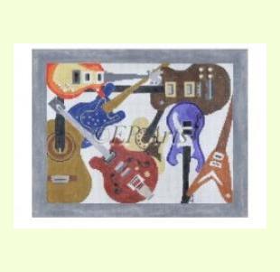 Guitars design