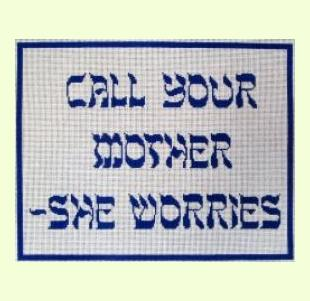 Call Your Mother design