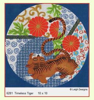 Timeless-Tiger design