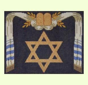 Shawl-Star design