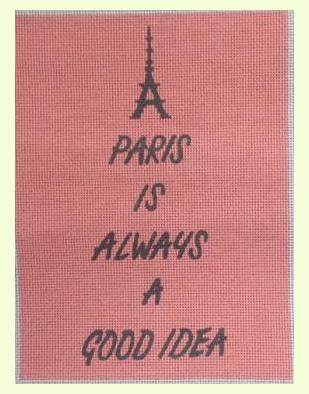Paris Is Always a Good Idea design