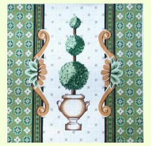 Topiary-Three design