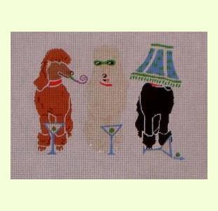 Poodle Party design