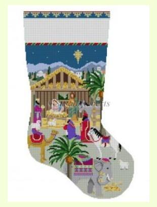 Nativity Stable design