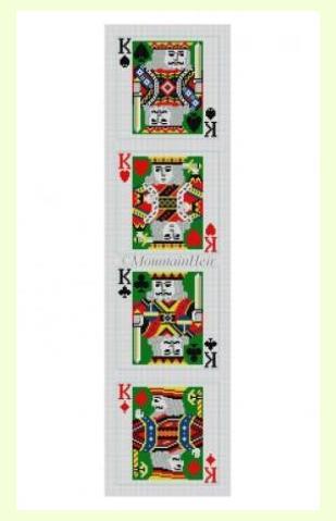 Card coasters design