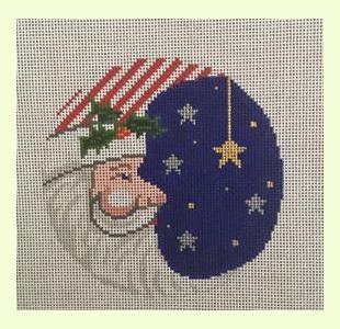 Patriotic-Santa design