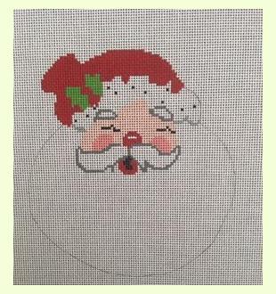 Santa Face design