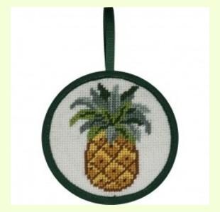 Pineapple ornament design