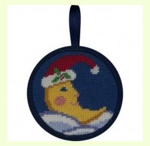 Christmas Moon design