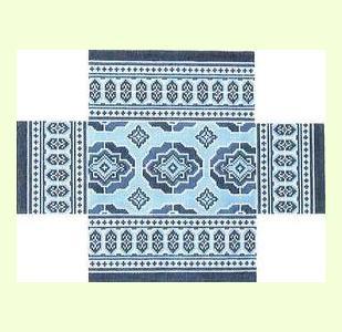 Persian-Floral-Brick-Cover design