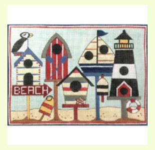 Nautical-Birdhouses design